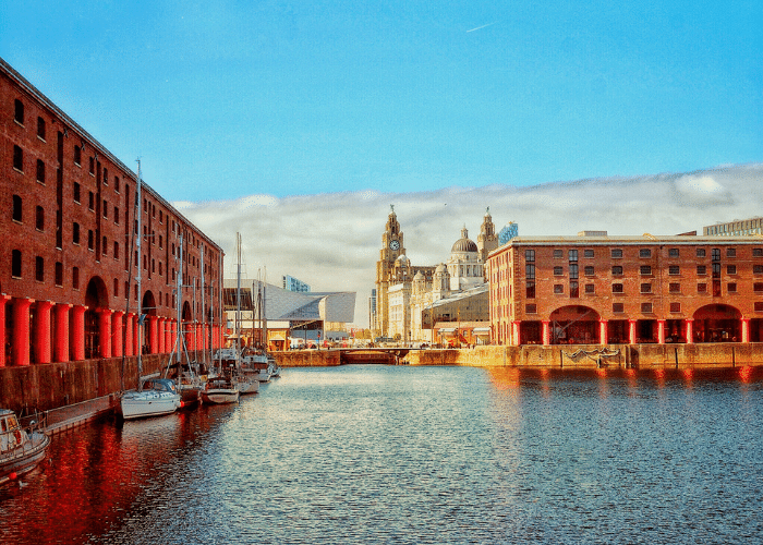Liverpool tours of liverpool
