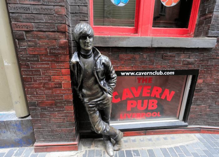 Liverpool Beatles Walking Tour