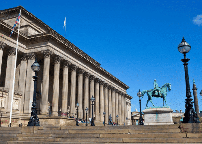 Liverpool Sightseeing Tour by Cab