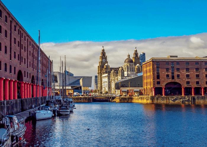 Liverpool walking tour shore excursions