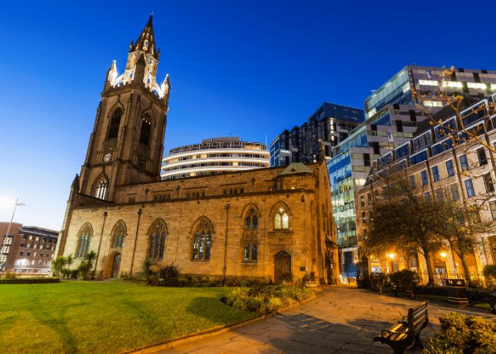 St. Nicholas Church & Gardens
