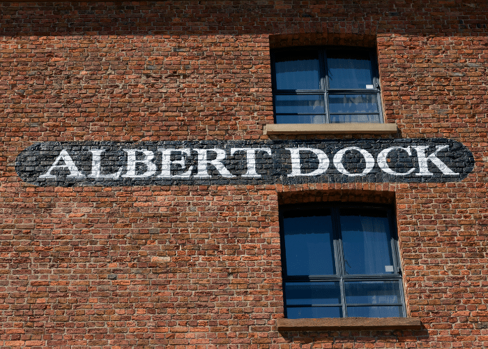Royal Albert Dock Liverpool Tours