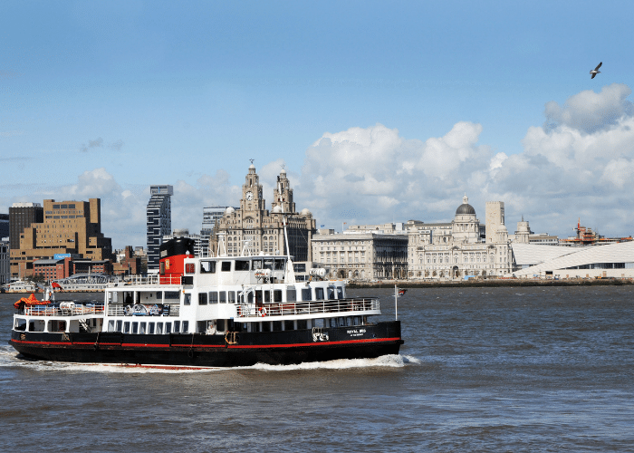 Liverpool Tours Mersey Ferry