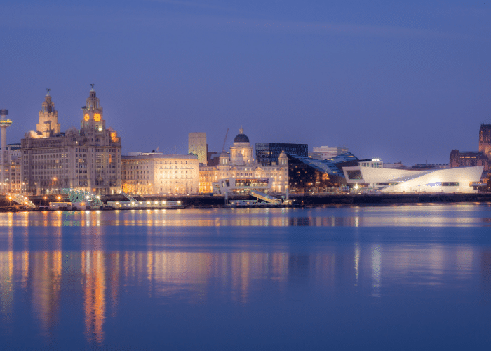 Liverpool Sighseeing Tour
