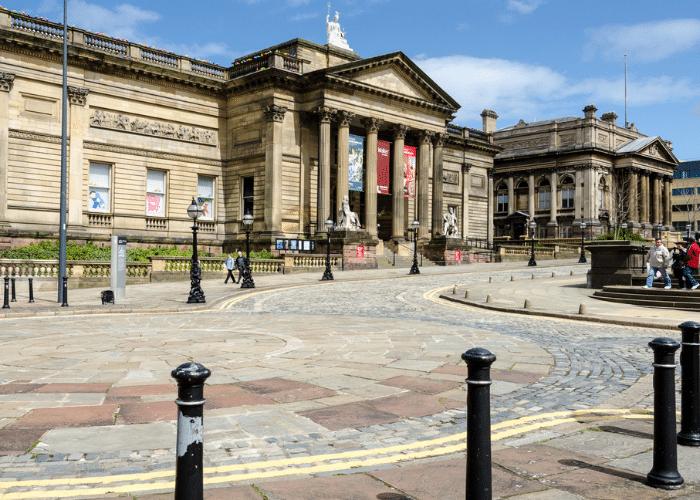 Liverpool Tour Museum Quarter