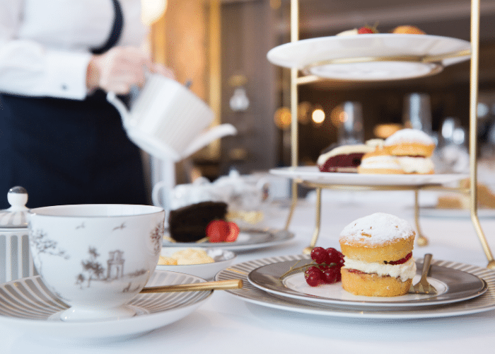 Traditional Afternoon Tea at Wedgwood