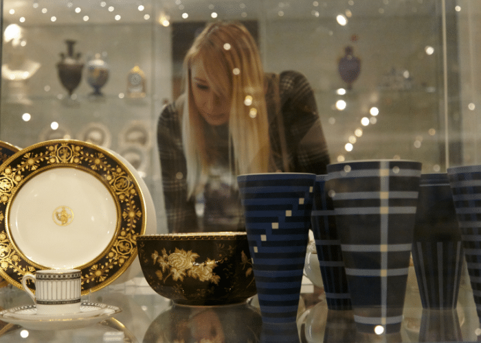 World of Wedgwood Tour Museum
