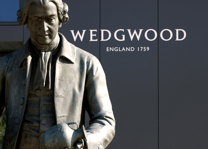 World of Wedgwood Tour