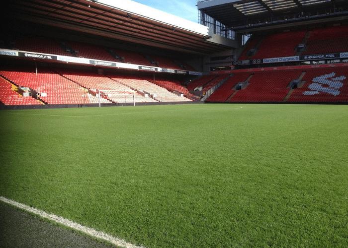 Anfield Stadium Liverpool Soccer Greats Tour Football Tour