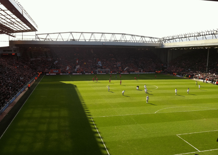 Anfield Liverpool FC Football Tour
