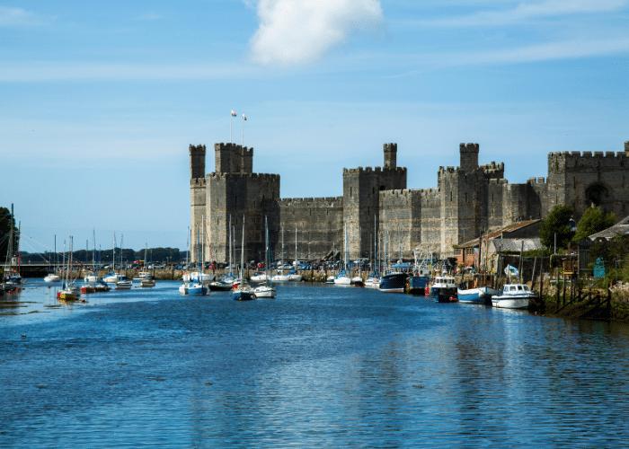 Caernarfon Castle North Wales Tour