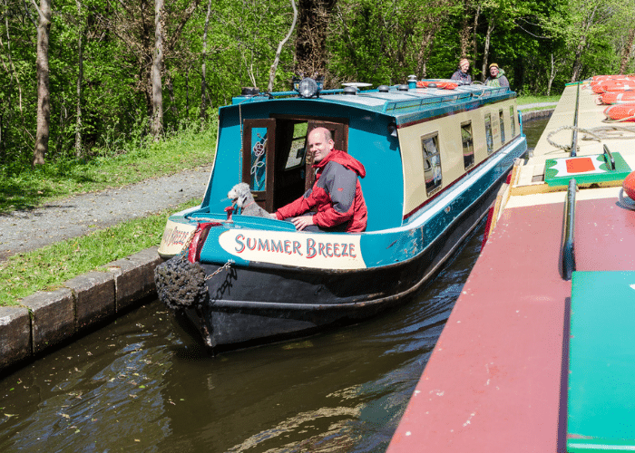 Canals & Railways of North Wales Tour