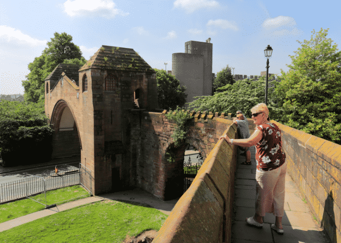 City Walls: Chester Walking Tour