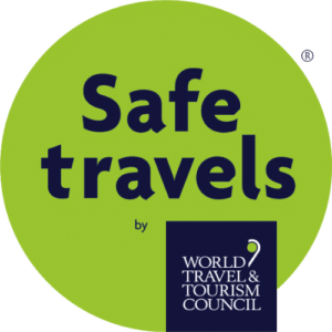 Safe Travels Book With Confidence
