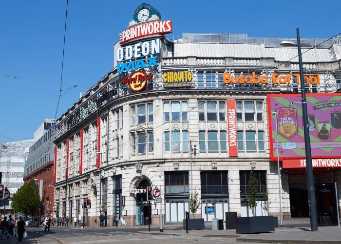 Explore Manchester Walking Tour