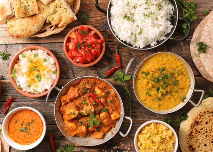 Best Liverpool Eateries: Indian