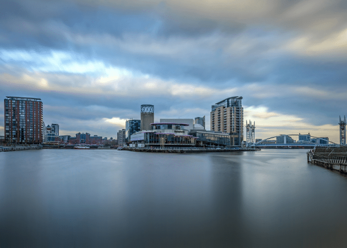 Turning Point Salford Quays